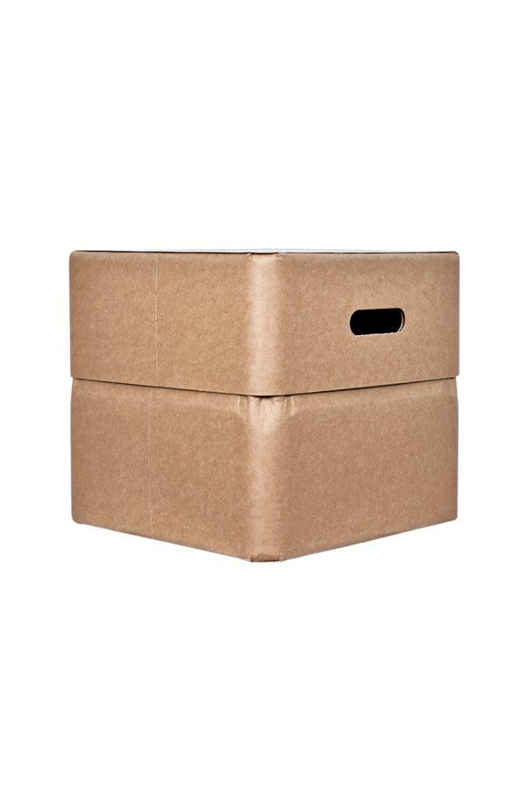 Multifunctional MULGEO box-chair 34 cm